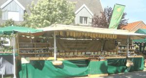 Gewürzstand aif Bauernmarkt